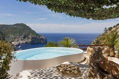 Reservar una Suite en la Hacienda Na Xamena, Ibiza - Lujo en Ibiza