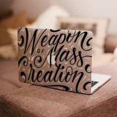 Weapons of Mass Creation by Stefan Kunz