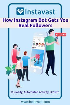 Instavast gives you the ultimate exposure on Instagarm, and you gain the Instagram followers that you deserve. #Instagram-followers #follower #GetMoreFollowers #Instagram-Automation-Tool