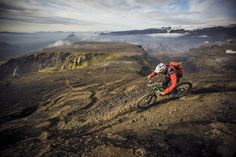 Check out icebikeadventures.com for a trip of a lifetime. Rider Harald Philipp infinitetrails.com