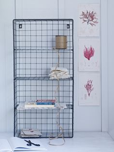 Wire Wall Rack - Storage - Decorative Home - Home
