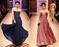 WeddingSutra Editors' Blog » Blog Archive » Anita Dongre showcases 'Urban Princess' collection at Lakme Fashion Week