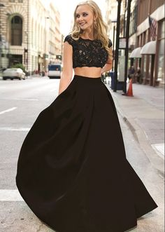Two-Piece Ballgown 26022 - Prom Dresses
