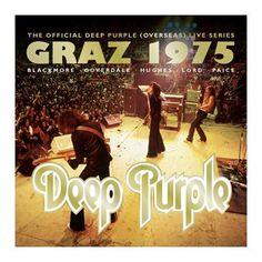 """L'album dei #DeepPurple intitolato """"Graz 1975""""."""
