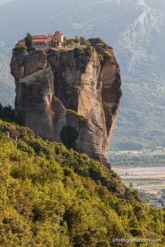 Monasterio Meteora Santísima Trinidad,  Greece