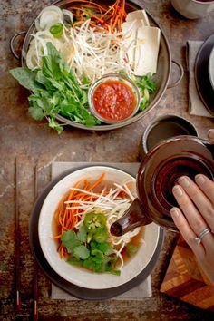This mess is ours tales from the modern family table easy 30 minute pho recipe for any cook that is craving asian food recipe created by beard and bonnet forumfinder Image collections