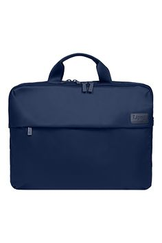 Shop Plume Business Laptop Bag 17.3inch Navy fl in the official Lipault  Online Store. f2ec089ef4694
