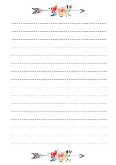 Free Printable Stationery Paper | Free Printable Stationary With Lines |  Date Night | Pinterest | Free Printable Stationery, Stationery Paper And  Stationary