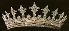 The Diamond Tiara of Hesse (of the Hessen Diamond Tiara)