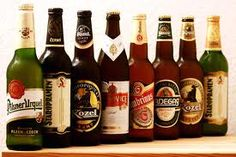 Czech people are the world's heaviest consumers of beer.
