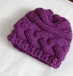 Baby Girl Hats Photo Prop Hat Newborn Hat Knit Newborn by Ifonka, $17.00