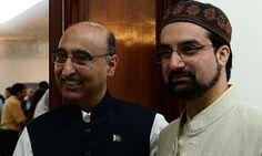 Hurriyat Leaders Will Attend Banquet At Pakistan H...