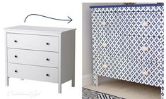 Centsational Girl » Blog Archive Bone Inlay Inspired Dresser {Featured in HGTV Mag} - Centsational Girl