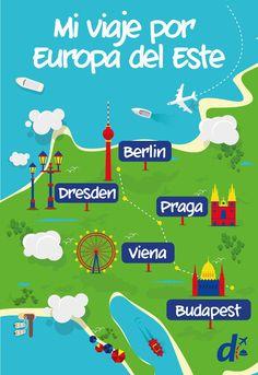 ¿Viajas a #Europa del Este? ¡No dejes estos destinos afuera! #CiudadesImperiales #DespeTips