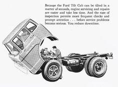 Amazing: This car is my most desired whip. So brilliant Big Ford Trucks, Small Trucks, Semi Trucks, Cool Trucks, Sterling Trucks, Old Lorries, Vintage Trucks, Retro Vintage, Vintage Iron