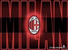 Logo Ac Milan Wallpaper