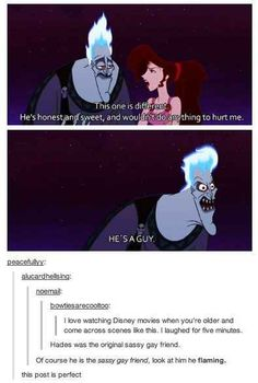 31 Times Tumblr Had Important Realisations About Disney This whole post is seriously funny and amazing!!!