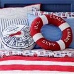 Adorable Nautical Pillows + other Awesome Kids Bedroom Furniture ..