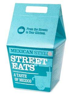 BHS Street Eats Taste of Mexico Food Kit