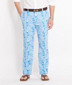 Just ordered a pair of these!        Mens Pants: Sailing Print Slim-Fit Breaker/Twill Pants for Men | vineyard vines