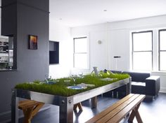 Wall-All apartment | Haiko Cornelissen Architecten | Photo: Mark Lund | Archinect