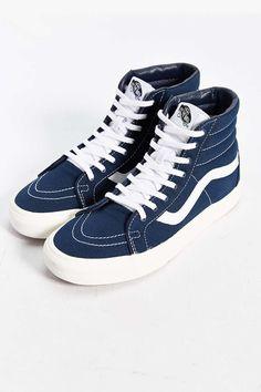 Vans Sk8 High-Top Reissue Canvas Men s Sneaker Vans Sk8 High 547db379b58