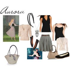 Favorite Disney Princess plus awesome clothes