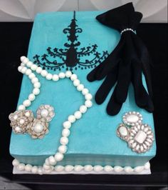 Fondant Cakes, Cupcake Cakes, Cupcakes, Cake Pictures, Cake Pics, Tiffany Cakes, Cool Cake Designs, A Little Party, Amazing Cakes