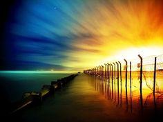 amazing sun lights