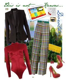 """""""Wicked Style"""" by lmello on Polyvore featuring Sensi Studio, Marco de Vincenzo, Pleaser, Alexandre Vauthier, Rimmel, BROOKE GREGSON, Effy Jewelry, Casetify and Gucci"""