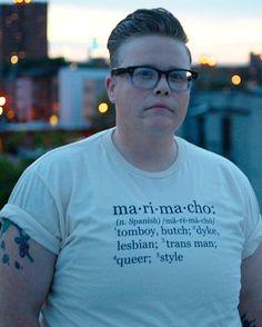 Marimacho | Brooklyn » Definition Tee