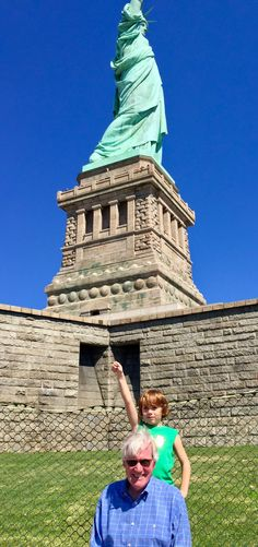 American Story, 5 Month Olds, Today Show, Statue Of Liberty, Travel, Statue Of Liberty Facts, Viajes, Liberty Statue, Traveling