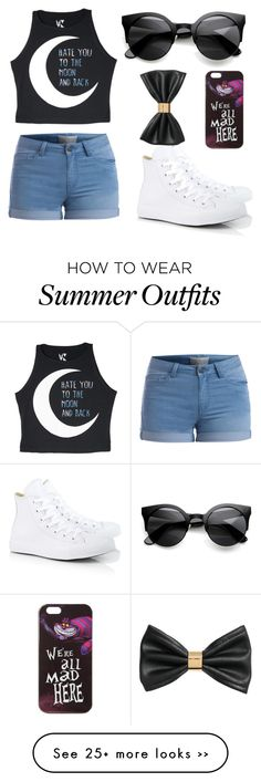 """""""Summer outfit"""" by itsmadimckenna on Polyvore"""