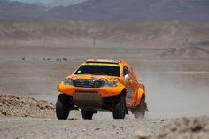 Dakar 2015, Etappe 5  Toyota