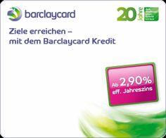 Der Barclaycard Kredit für Selbständige ab günstigen 2,9% eff. Jahreszins - Online Kredit - Finanz Partner | Online Kredit - Finanz Partner