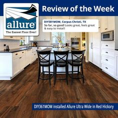 Best Reviews Of The Week Images On Pinterest Allure Flooring - Allure flooring customer service phone number