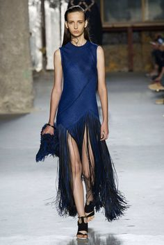 SPRING 2015 RTW PROENZA SCHOULER COLLECTION