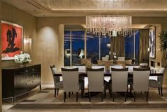 dining room chandeliers | Stylish dining room décor ideas for a memorable dining experience