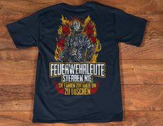 Feuerwehr T-Shirt  #FFW #FW #Feuerwehr #Freiwillige #ehrenamt #FWLeitstelle #tshirt #feuerwehrmann #feuerwehrleute #kameradschaft #kameraden #feuerwehrfrau