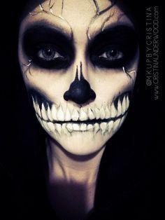 Scary Skeleton For Halloween #Halloweentip