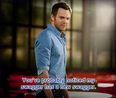 I love Jeff Winger