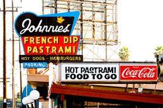 Johnnie's Pastrami.  Culver City, CA, USA.