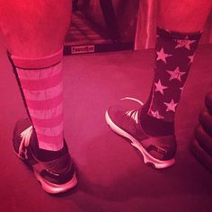 """""""Unlike previous post, this is no little nor cutie but - Feet next - because if you stayed in town and you get butchered, you might as well laugh @barrysbootcamp @underarmour @nivzinder #JulyFourth"""" Photo taken by @shiribenyishai on Instagram, pinned via the InstaPin iOS App! http://www.instapinapp.com (07/04/2015)"""