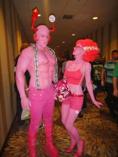 Cool Costume: Franken Berry