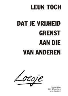 Vrijheid, het is nogal een beladen woord geworden de laatste tijd. Jammer, want het is van oorsprong juist zo'n krachtig en positief woord: vrijheid, vrij zijn. Nadat ik gisteren op Facebook een gedicht plaatste over vrijheid, bleek bovendien dat veel mensen zich helemaal niet zo vrij voelen in Nederland. Dan kun je discussie gaan voeren…