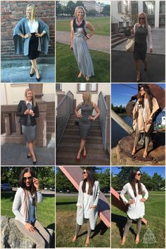 August 2015 outfits