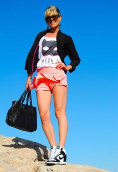 Nike  , stradivarius en Camisetas, Zara en Pantalones cortos, Carpisa en Bolsos, Nike en Deportivas, Zara en Otras joyas / Bisutería, Ray-Ban en Gafas / Gafas de sol