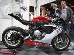 MV Agusta F3 racebike. So very sexy it is.