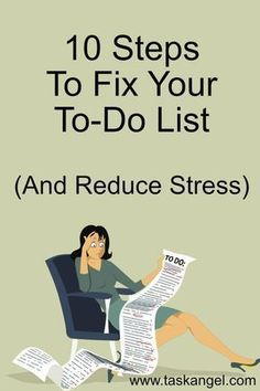 Time Management Tips | Do you work hard all day but feel you�re achieving nothing? Read this post to see how to boost your productivity and reduce stress. #productivity