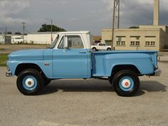 60-66 Chevy And GMC 4X4's Gone Wild - Page 4 - The 1947 - Present Chevrolet & GMC Truck Message Board Network